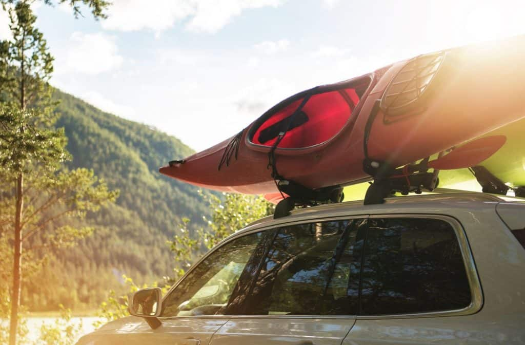 Best Kayak Rack for Car Without Rails